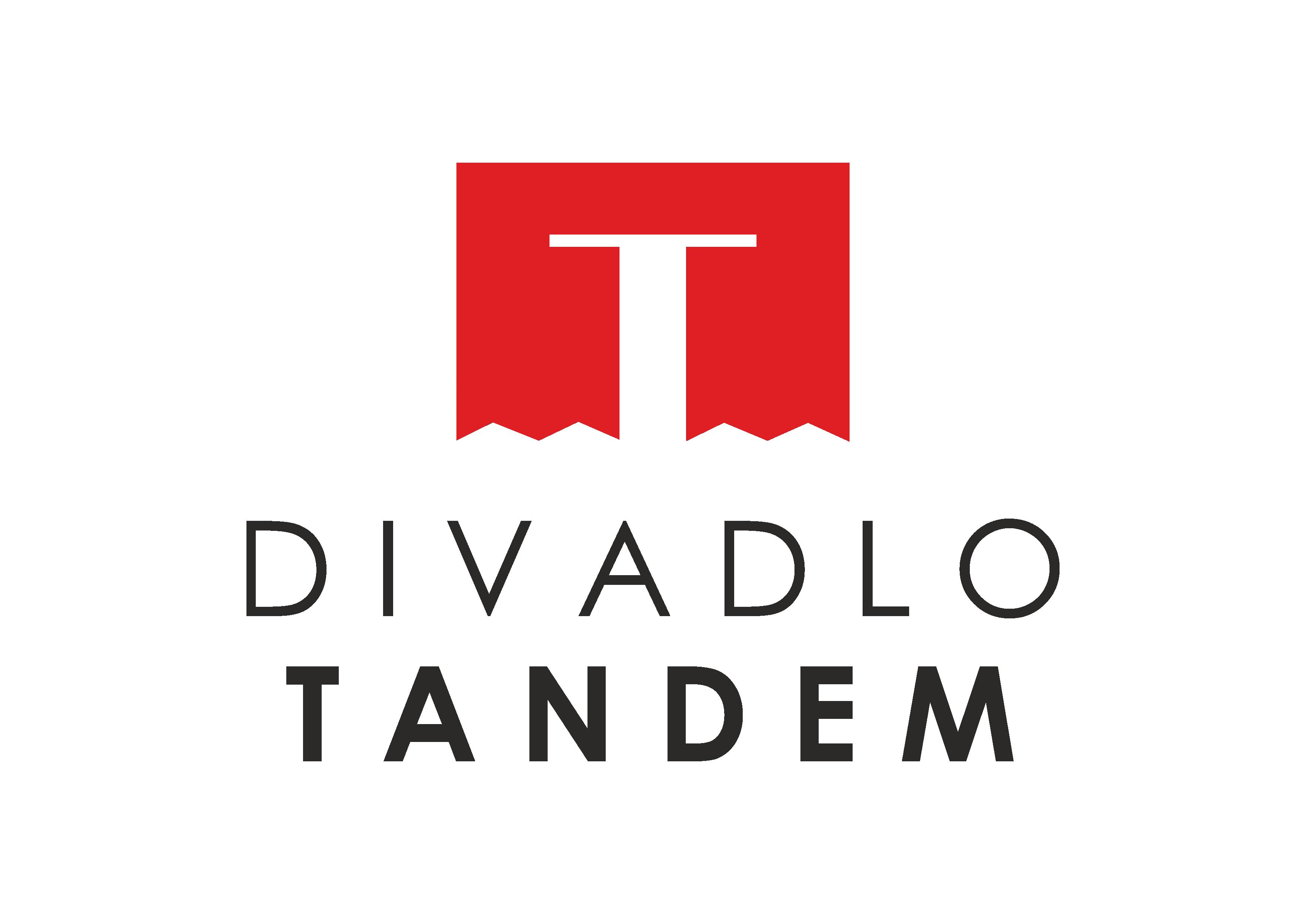 Logo Divadla TANDEM